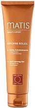 Parfums et Produits cosmétiques Gel auto-bronzant pour visage et corps - Matis Reponse Soleil Self Tanning Face & Body Gel