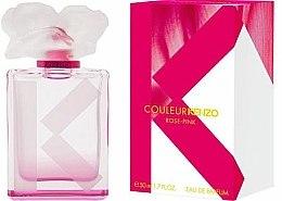 Parfums et Produits cosmétiques Kenzo Couleur Kenzo Rose-Pink - Eau de Parfum
