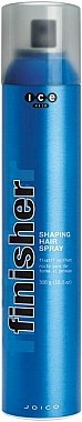 Laque, fixation moyenne - Joico Ice Hair Finisher Shaping Hair Spray — Photo N1