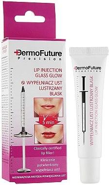 Sérum repulpant brillant à l'acide hyaluronique pour lèvres - DermoFuture Lip Injection Glass Glow