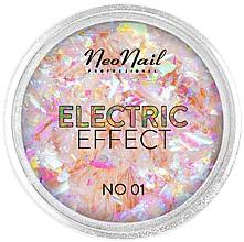 Parfums et Produits cosmétiques Paillettes pour ongles - NeoNail Professional Electric Effect Flakes