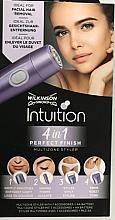 Parfums et Produits cosmétiques Tondeuse électrique - Wilkinson Sword Intuition 4in1 Perfect Finish Multizone Styler