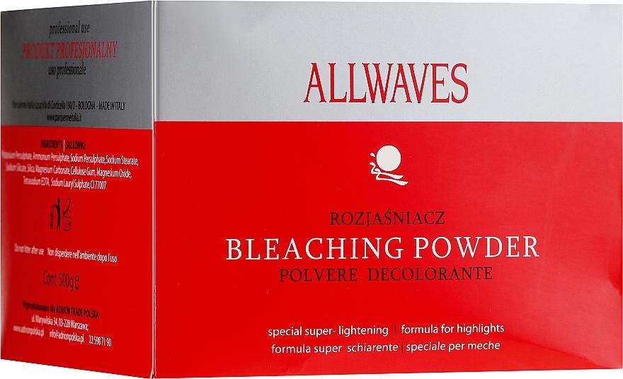 Poudre décolorante - Allwaves Bleaching Powder