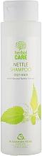 Parfums et Produits cosmétiques Shampooing à l'extrait d'ortie - Bulgarian Rose Herbal Care Nettle Shampoo