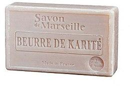 Parfums et Produits cosmétiques Savon de Marseille au beurre de karité - Le Chatelard 1802 Shea Butter Soap