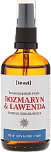 Parfums et Produits cosmétiques Huile aux romarin et lavande pour cheveux - Iossi