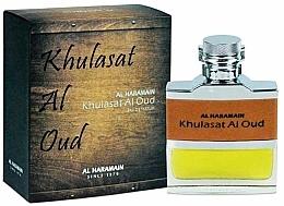 Parfums et Produits cosmétiques Al Haramain Khulasat Al Oud - Eau de Parfum