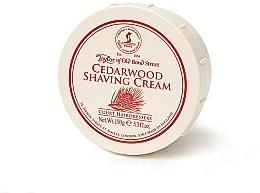 Parfums et Produits cosmétiques Crème à raser, Bois de cèdre - Taylor of Old Bond Street Cedarwood Shaving Cream Bowl