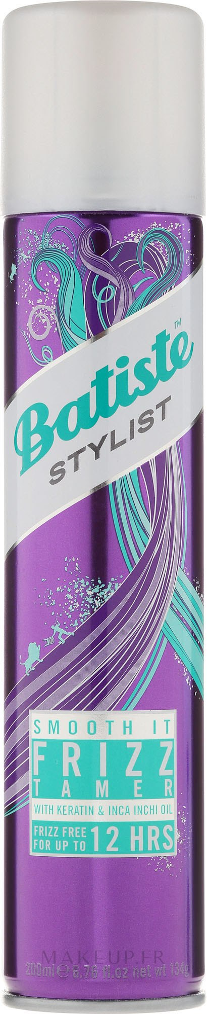 Spray anti-frisottis pour cheveux - Batiste Stylist Smooth It Frizz Tamer — Photo 200 ml
