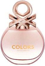 Parfums et Produits cosmétiques Benetton Colors De Benetton Rose - Eau de Toilette rose