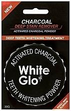 Parfums et Produits cosmétiques Poudre dentaire blanchissante au charbon actif - White Glo Activated Charcoal Teeth Polishing Powder