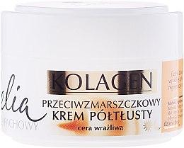 Parfums et Produits cosmétiques Crème de jour et nuit au collagène et extrait de lait de chèvre - Celia Collagen Cream