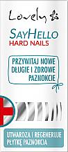 Parfums et Produits cosmétiques Durcisseur d'ongles - Lovely Say Hello Hard Nails
