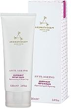 Parfums et Produits cosmétiques Masque de nuit à l'extrait de graines de fraise pour visage - Aromatherapy Associates Anti-Ageing Overnight Repair Mask