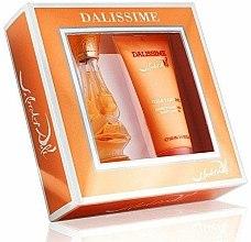 Parfums et Produits cosmétiques Salvador Dali Dalissime - Set (eau de toilette/50ml + lotion corps/100ml)