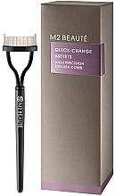 Parfums et Produits cosmétiques Peigne à cils - M2Beaute Quick-Change Artists High Precision Eyelash Comb