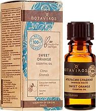 Parfums et Produits cosmétiques Huile essentielle d'orange douce - Botavikos Orange Sweet Essential Oil