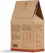 Comprimés de nettoyage des dents, Orange (recharge) - Georganics Natural Toothtablets Orange — Photo N2