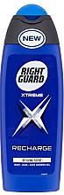 Parfums et Produits cosmétiques Shampooing et gel douche - Right Guard Sport Recharge Shower Gel
