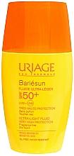 Fluide ultra-léger sans parfum pour peaux sensibles - Uriage Bariesun Ultra-Light Fluid SPF50+ — Photo N1