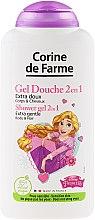 Parfums et Produits cosmétiques Gel douche sans parabens pour corps et cheveux - Corine De Farme