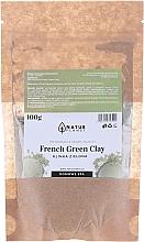 Parfums et Produits cosmétiques Masque à l'argile pour visage - Natur Planet French Green Clay