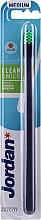 Parfums et Produits cosmétiques Brosse à dents, medium, bleu - Jordan Clean Smile Medium