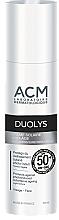 Parfums et Produits cosmétiques Crème solaire anti-âge pour visage - ACM Laboratoire Duolys Anti-Aging Sunscreen Cream SPF 50+