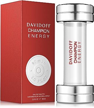Davidoff Champion Energy - Eau de Toilette — Photo N1