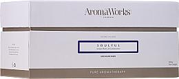 Parfums et Produits cosmétiques Duo bombes de bain, Genévrier et encens - AromaWorks Soulful AromaBomb Duo