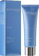 Parfums et Produits cosmétiques Masque à l'extrait d'algues pour visage - Phytomer Accept Desensitizing Mask