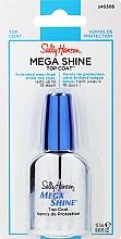 Parfums et Produits cosmétiques Top coat intensément brillante - Sally Hansen Mega Shine