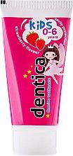 Parfums et Produits cosmétiques Dentifrice à la fraise - Tolpa Dentica For Kids