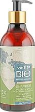 Parfums et Produits cosmétiques Shampooing bio aux extraits de ginseng et pomme - Venita Bio Natural Care