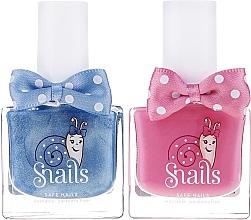 Parfums et Produits cosmétiques Set de vernis à ongles 2x10,5ml - Snails Mini Bebe Dream Big
