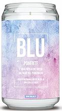 Parfums et Produits cosmétiques Bougie parfumée à la cire de noix de coco - FraLab Blu Ponente Candle