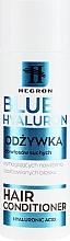 Parfums et Produits cosmétiques Après-shampooing hydratant à l'acide hyaluronique pour cheveux secs qui manquent d'éclat - Hegron Blue Hyaluron Hair Conditioner