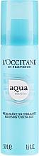 Parfums et Produits cosmétiques Brume rafraîchissant à l'eau de Réotier pour visage - L'Occitane Aqua Reotier Fresh Moisturizing Mist