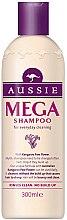 Parfums et Produits cosmétiques Shampooing quotidien à la patte de kangourou - Aussie Mega Shampoo
