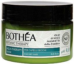 Parfums et Produits cosmétiques Masque hydratant pour cheveux secs - Bothea Botanic Therapy Aqua-Therapy Mask pH 4.0