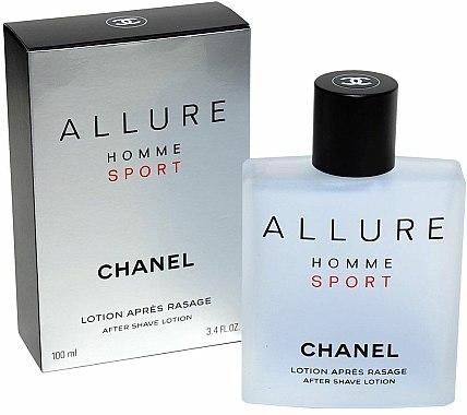 Chanel Allure homme Sport - Lotion après-rasage — Photo N2