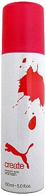 Puma Create Woman Deodorant - Déodorant spray — Photo N1