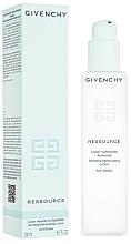 Lotion à l'extrait de réglisse pour visage et cou - Givenchy Ressource Soothing Moisturizing Anti-Stress Lotion — Photo N2