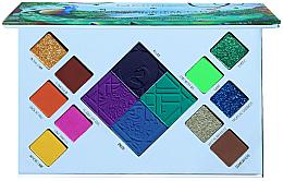 Parfums et Produits cosmétiques Palette de fards à paupières - Moira Wild In Colors Palette
