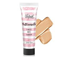 Parfums et Produits cosmétiques Fond de teint mat - Virtual Mattemoiselle Flawless Matte Foundation