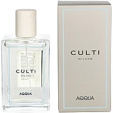 Parfums et Produits cosmétiques Spray d'ambiance - Culti Milano Room Spray Aqqua