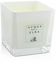 Parfums et Produits cosmétiques Bougie parfumée en verre - Acqua Dell'Elba Fiori Scented Candle