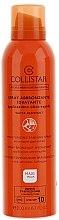 Parfums et Produits cosmétiques Spray bronzant hydratant waterproof - Collistar Moisturizing Tanning Spray SPF10 200ml