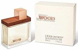 Parfums et Produits cosmétiques DSQUARED2 She Wood Velvet Forest Wood - Eau de Parfum