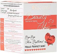 Parfums et Produits cosmétiques Sérum concentré au rétinol, protéines de riz et vitamine F pour visage - Nacomi Beauty Shots Concentrated Serum 5.0